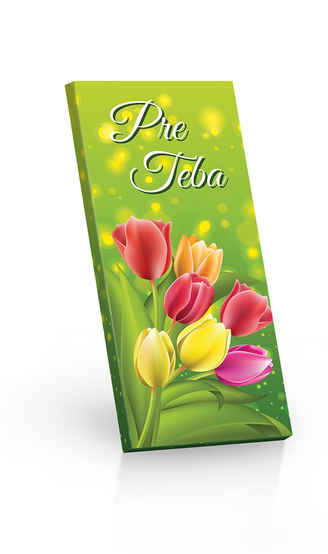 Pre Teba- čokoláda hořká 60%  100g SLOVENSKY